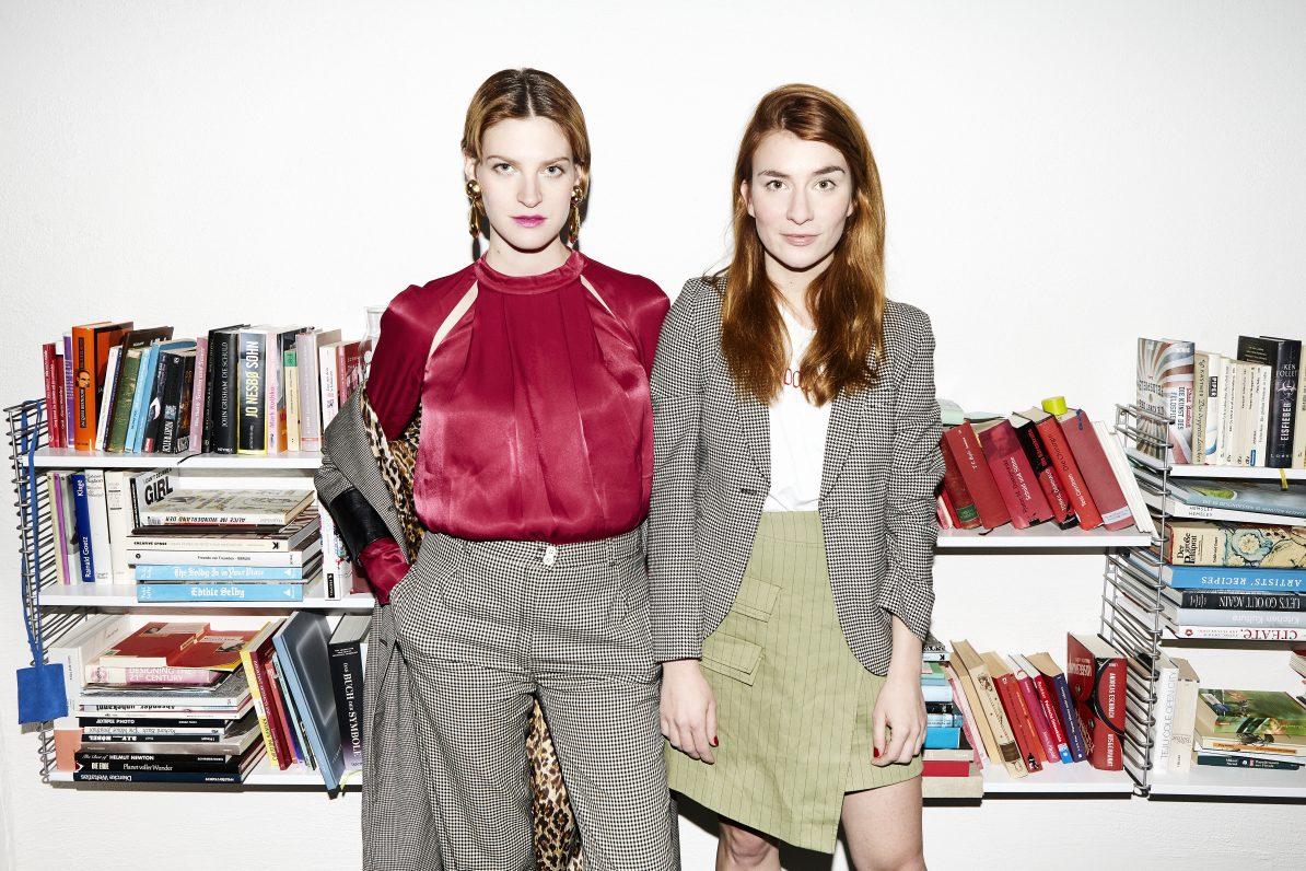 Foto der Kleiderei-Gründerinnen
