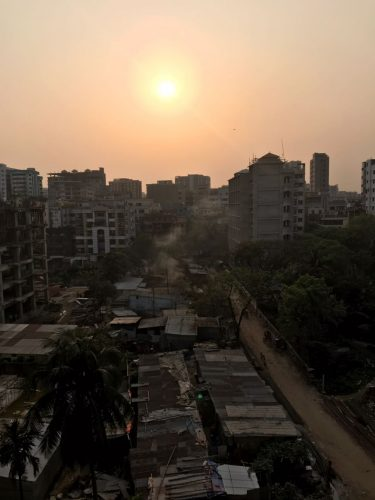 Dhaka. Foto © Maike Vierkötter